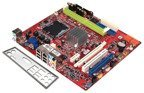 Motherboard MSI MS-7366 IDE / VGA