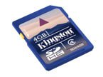SDHC 4GB KINGSTON