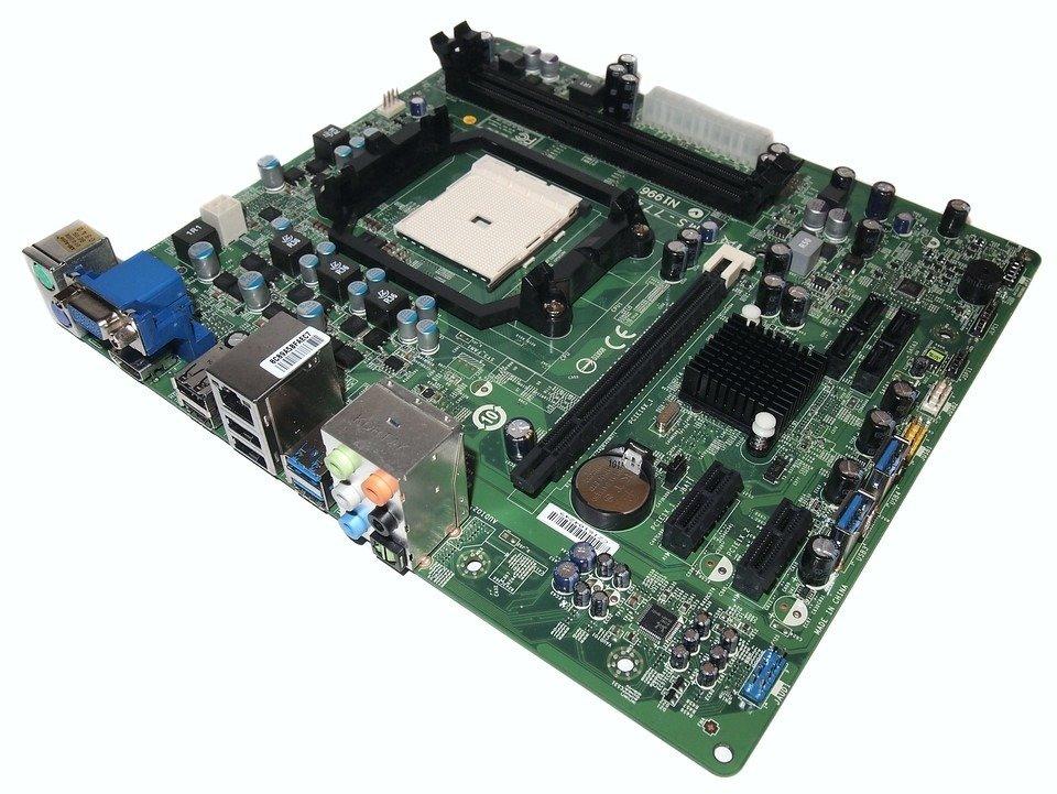 MOTHERBOARD MSI MS 7748 S FM1 AMD ATHLON APU