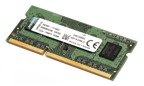 PAMIĘĆ RAM_ KINGSTON 4GB PC3-10600S SODIMM 1.5V 1Rx8