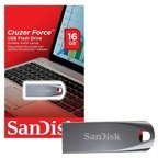 SANDISK  FLASH CRUZER FORCE 16GB