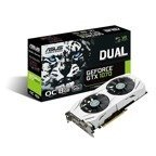 ASUS GEFORCE GTX 1060 DUAL 6GB __  2xHDMI / 2x DP / DVI-D