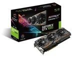 ASUS GEFORCE GTX 1080 STRIX 8GB GDDR5X _ 2x HDMI / 2x DP / 1x DVI-D