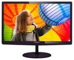 "Monitor LED 21,5"" Philips 227E6LDAD"