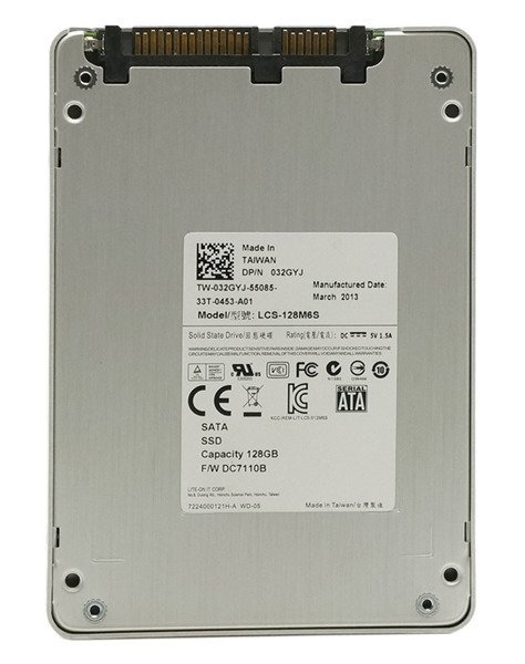 SSD LITE-ON LCS-128M6S _ 128GB _ SATA III